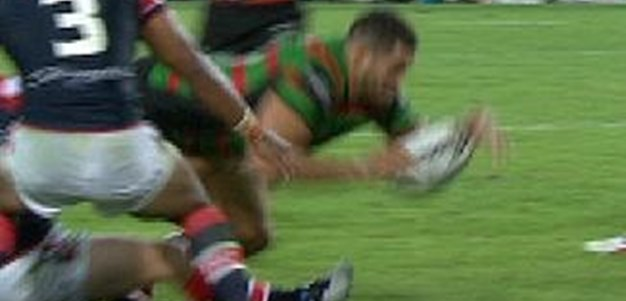 Full Match Replay: South Sydney Rabbitohs v Sydney Roosters (2nd Half) - Round 1, 2014