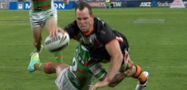 Rd 3: Wests Tigers v Rabbitohs (Hls)