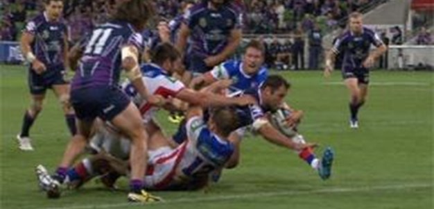 Full Match Replay: Melbourne Storm v Newcastle Knights (2nd Half) - Round 3, 2014