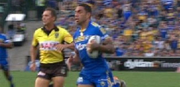 Full Match Replay: Parramatta Eels v Penrith Panthers (1st Half) - Round 4, 2014