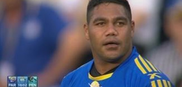 Rd 4: GOAL Chris Sandow (17th min)