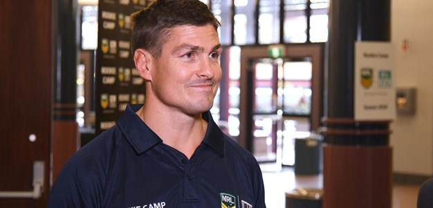 Cleary to guide Tigers to finals