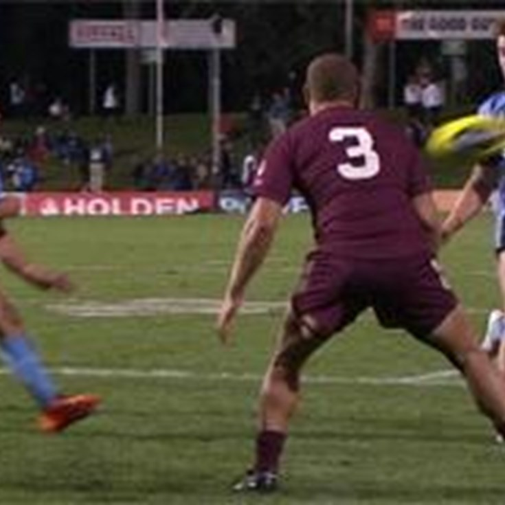 Rep Rd: U20's NSW v QLD (2)