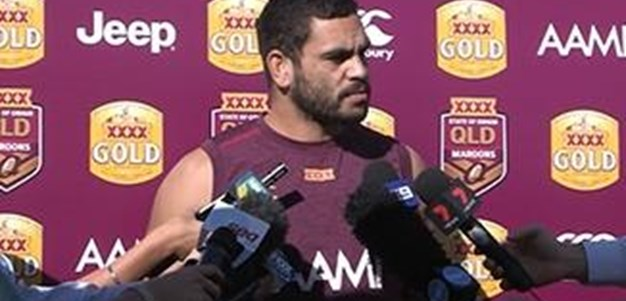 Maroons backs wary of T-Rex