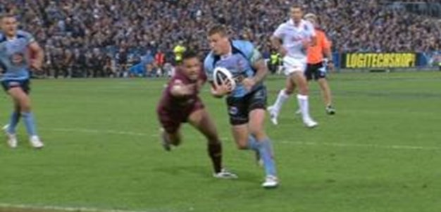 SOO 2 Magic Moment: NSW v QLD