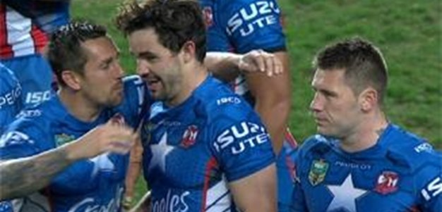 Full Match Replay: Sydney Roosters v St George-Illawarra Dragons (2nd Half) - Round 21, 2014