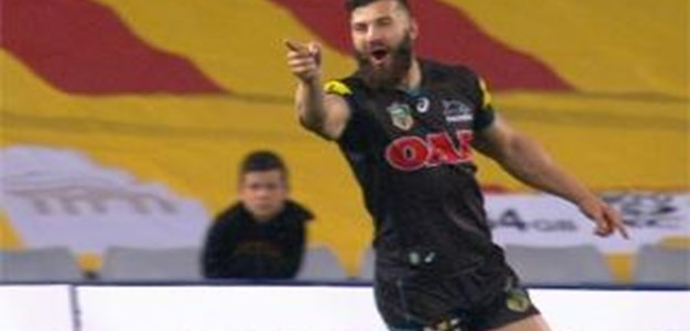 Full Match Replay: Canterbury-Bankstown Bulldogs v Penrith Panthers (2nd Half) - Round 21, 2014
