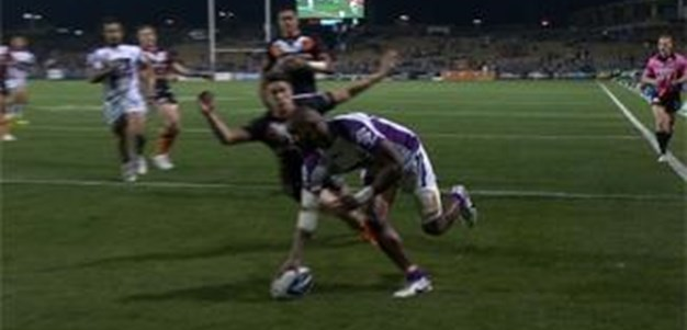 Full Match Replay: Wests Tigers v Melbourne Storm (1st Half) - Round 21, 2014