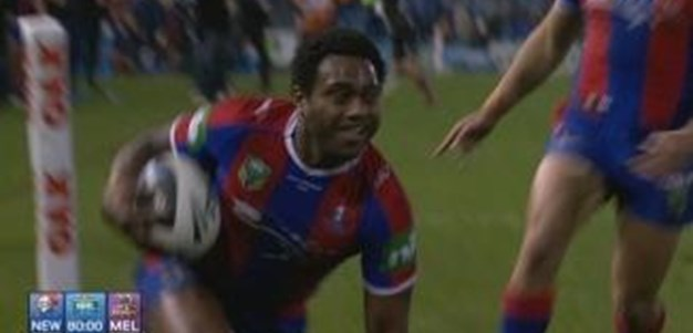 Rd 22: TRY Akuila Uate (80th min)
