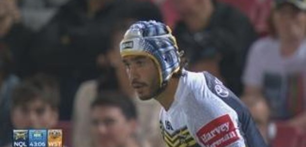 Rd 22: GOAL Johnathan Thurston (44th min)