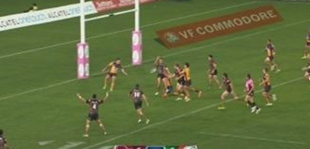 Rd 23: TRY Greg Inglis (25th min)