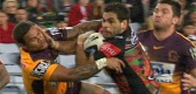 Rd 23 Magic Moment: Rabbitohs v Broncos