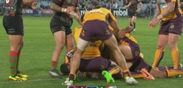 Rd 23: TRY Greg Inglis (17th min)