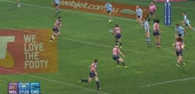 Rd 23: TRY Jesse Bromwich (28th min)