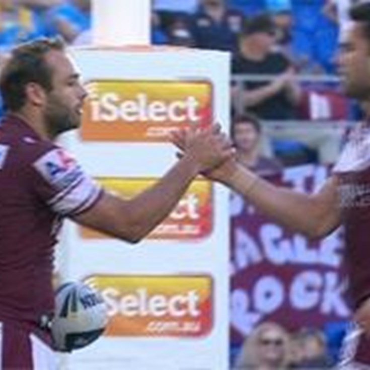 Rd 23: Titans v Sea Eagles (Hls)
