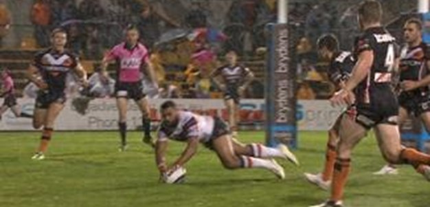 Rd 23 Magic Moment: Wests Tigers v Roosters