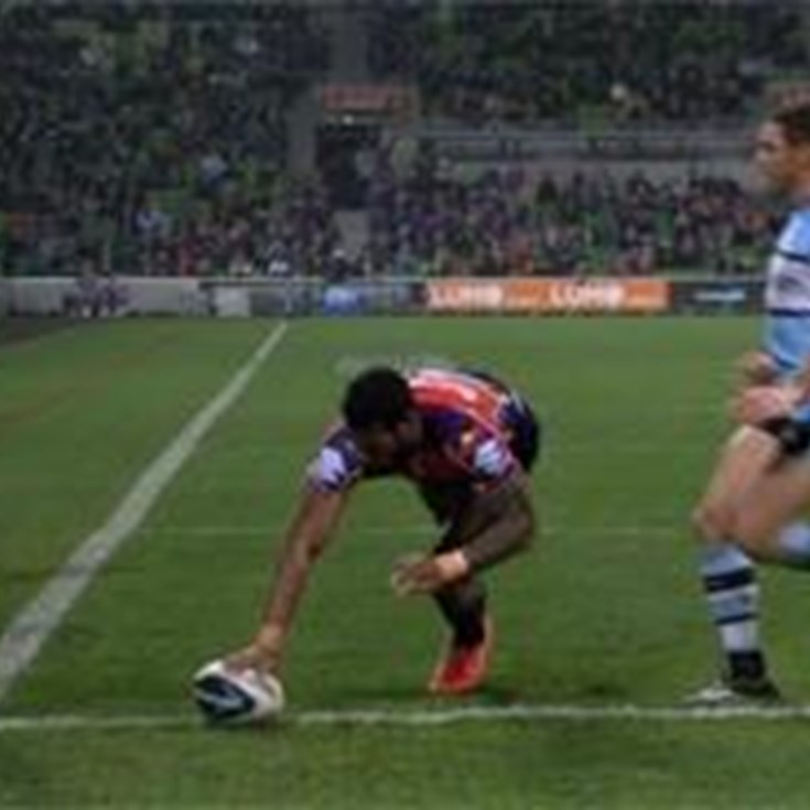 Rd 23 Magic Moment: Storm v Sharks