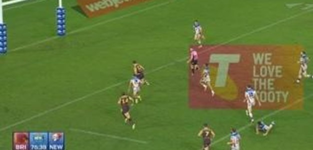 Rd 24: TRY Corey Oates (77th min)