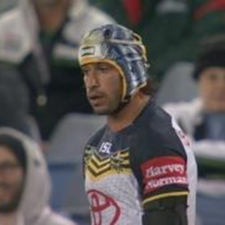 Rd 24: GOAL Johnathan Thurston (54th min)