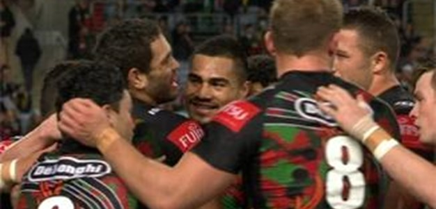 Full Match Replay: South Sydney Rabbitohs v Brisbane Broncos (1st Half) - Round 23, 2014