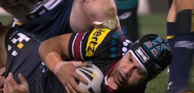 Full Match Replay: Penrith Panthers v North Queensland Cowboys (1st Half) - Round 23, 2014