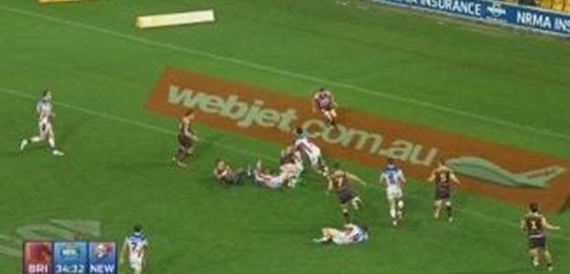 Rd 24: TRY Matt Gillett (35th min)