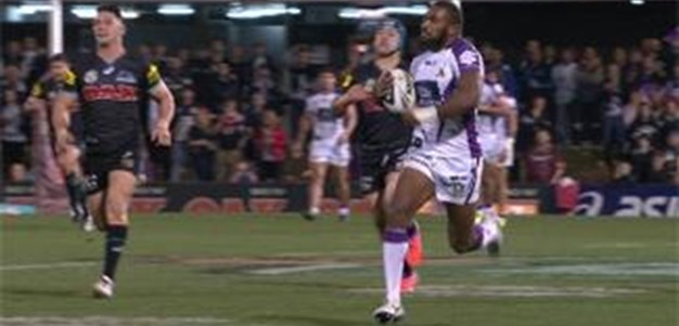 Full Match Replay: Penrith Panthers v Melbourne Storm (1st Half) - Round 24, 2014