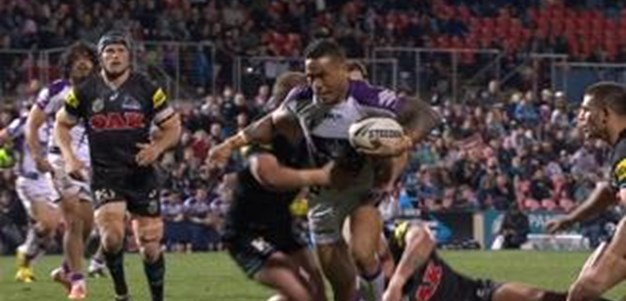 Full Match Replay: Penrith Panthers v Melbourne Storm (2nd Half) - Round 24, 2014