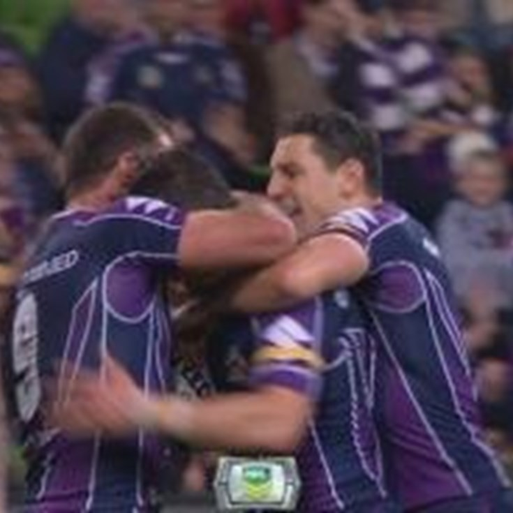 Rd 26: TRY Cooper Cronk (19th min)