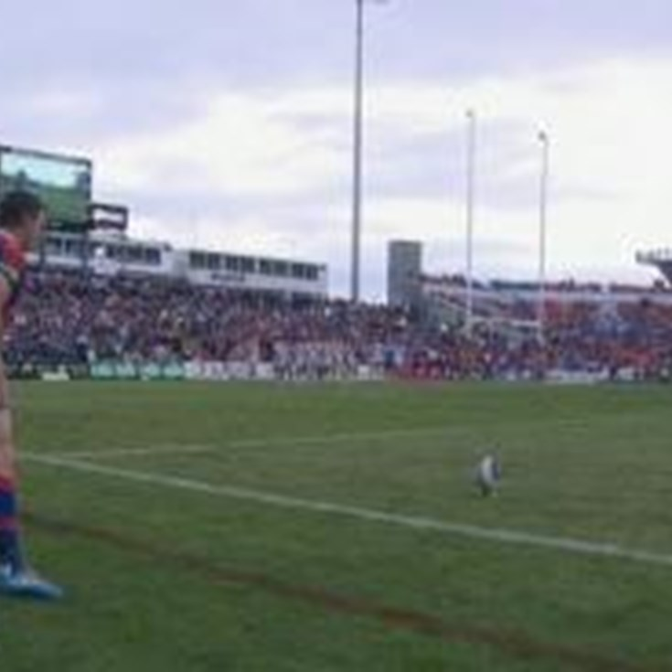 Rd 26: GOAL Kurt Gidley (69th min)