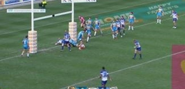 Rd 26: TRY James Graham (14th min)