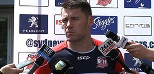 Disappointed in how we played: Kenny-Dowall