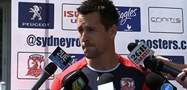 We didn't set the game up well: Pearce