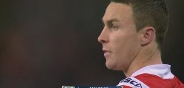 Rd 26: GOAL James Maloney (19th min)