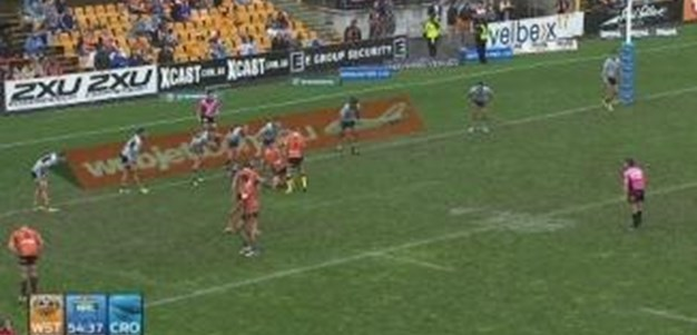Rd 26: TRY Curtis Sironen (55th min)