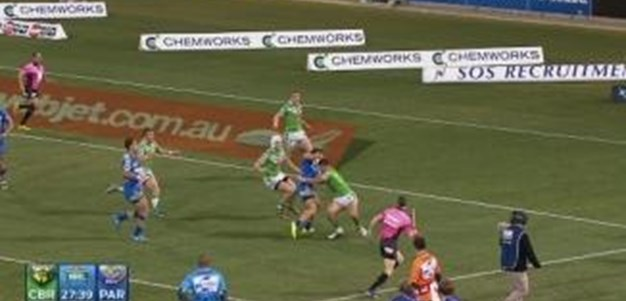 Rd 26: TRY Ken Sio (28th min)