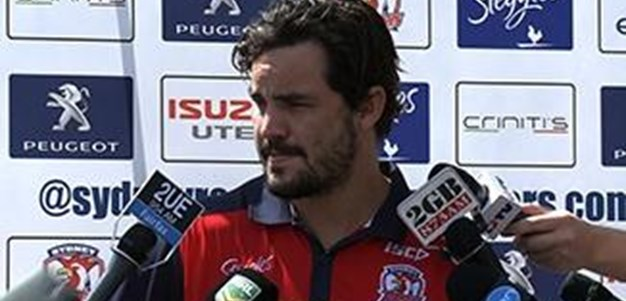Guerra feels burdened by Roosters loss