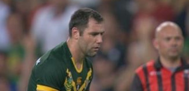 4 Nations: GOAL Cameron Smith (23rd min)