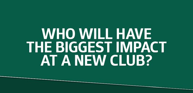 Who will have biggest impact at a new club?