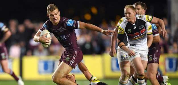 Rd 26: Sea Eagles v Panthers (Hls)