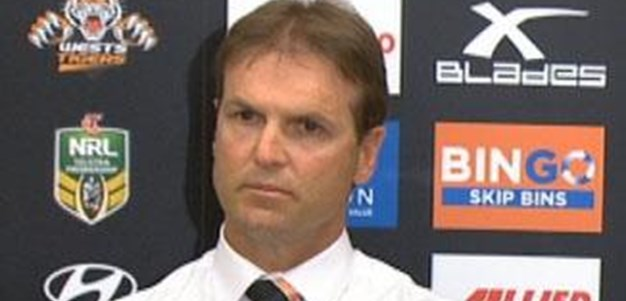 Rd2 Press Conference: Wests Tigers
