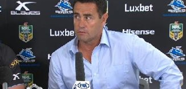 Rd3 Press Conference: Sharks