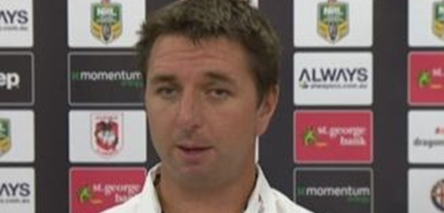 Rd2 Press Conference: Dragons