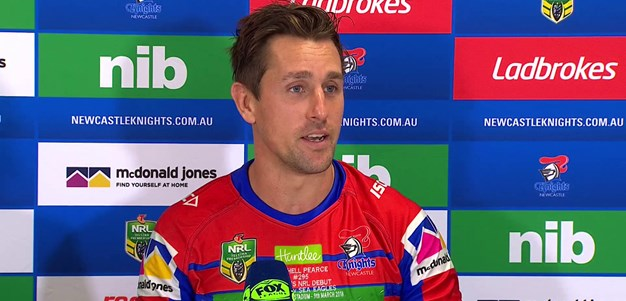 Pearce savours special feeling
