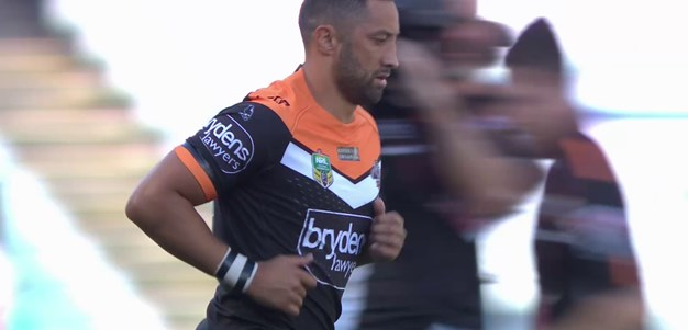 Extended highlights: Wests Tigers v Roosters