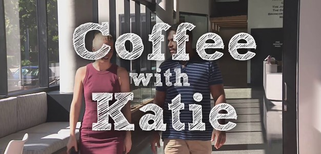 Coffee with Katie featuring Sam Thaiday