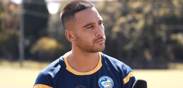 Norman out to energise the Eels