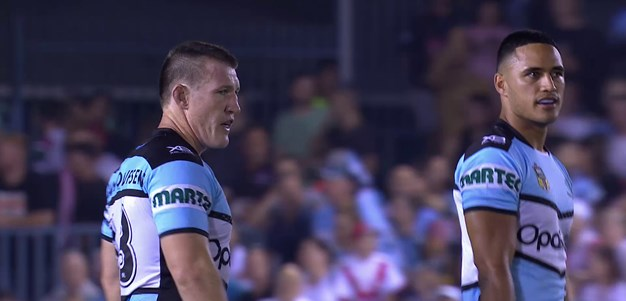 Full match replay: Sharks v Dragons - Round 2; 2018