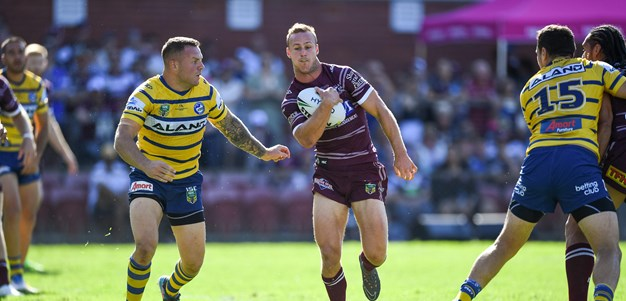 Extended highlights: Sea Eagles v Eels