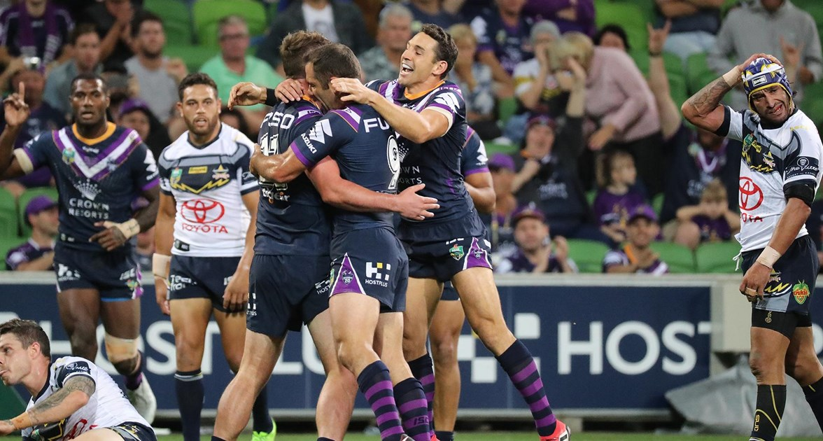 Storm make it seven straight over Cowboys